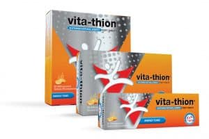 ADCOCK INGRAM INTRODUCES NEW VUTA-THION® FIZZY TABLETS