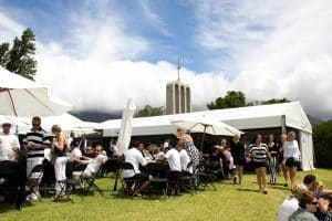 THE FRANSCHHOEK CAP CLASSIQUE AND CHAMPAGNE FESTIVAL 'THE MAGIC OF BUBBLES', PRESENTED BY MASTERCARD