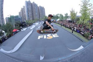 JEAN-MARC JOHANNES GOES FOR ANOTHER GOLD AT FISE WORLD SERIES