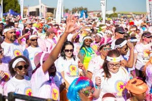 CELEBRATE YOUR INNER SUPERHERO WITH CAPITEC BANK AND THE COLOR RUN
