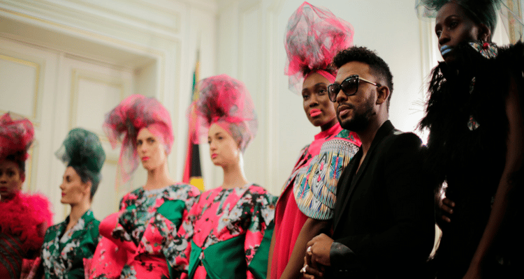 PARIS' STYLE ELITE WELCOMES DAVID TLALE!