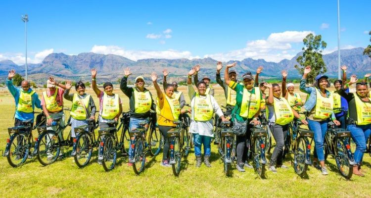 COMING TOGETHER TO EFFECT POSITIVE CHANGE IN PAARL