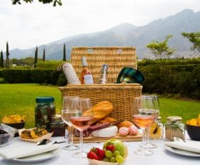 RUSTIC FRENCH STYLE PICNICS AT GRANDE PROVENCE