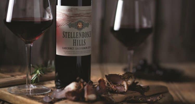 Stellenbosch Hills introduces Bacon to their popular Biltong pairings