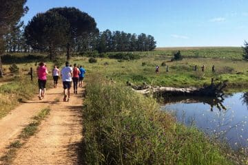 BEAUTIFUL TRAILS AWAIT AT FALKE BLOOMING TRAIL RUN