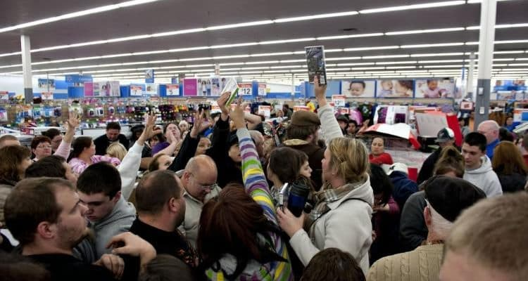 BLACK FRIDAY - ARE YOU READY FOR SHOPPING MADNESS?