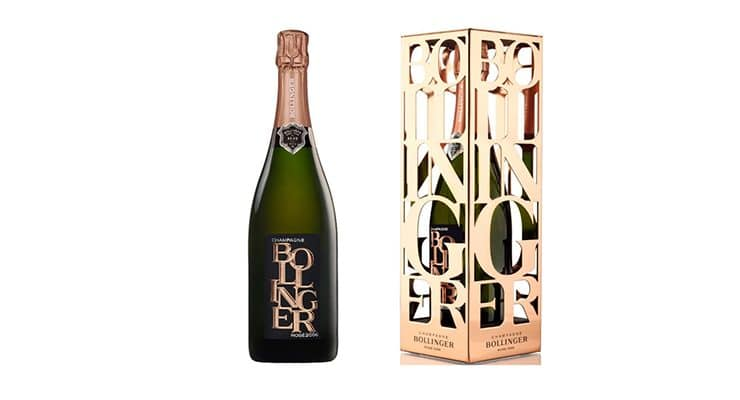 INTRODUCING BOLLINGER ROSÉ VINTAGE 2006