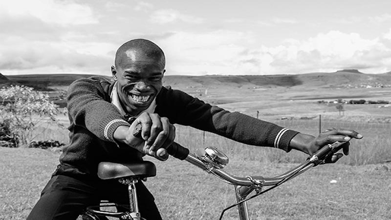 2018 Qhubeka Bicycle Distribution - Bergville