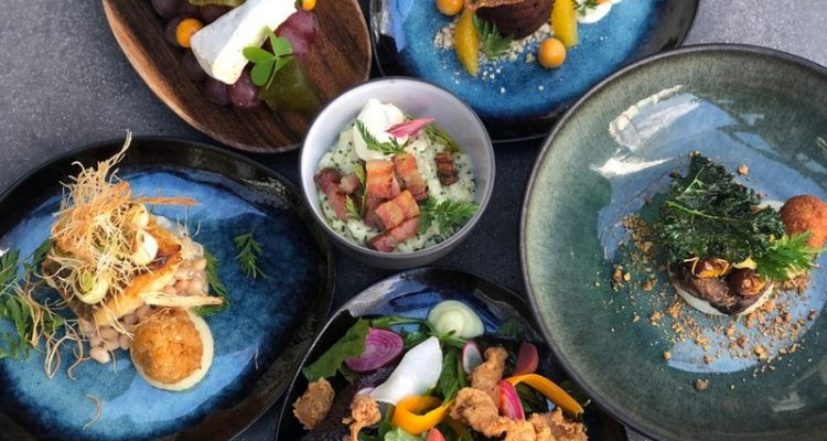 SMALL PLATES MAKE IT BIG AT GRANDE PROVENCE THIS WINTER