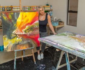 Ali Cockburn – South African Abstract Artist