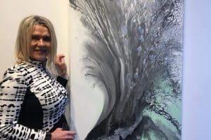 ALI COCKBURN ARTIST