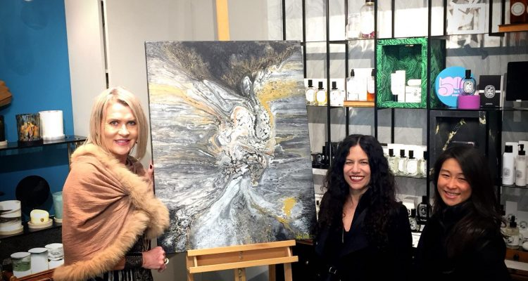DIPTYQUE EVENT - MEET THE ARTIST