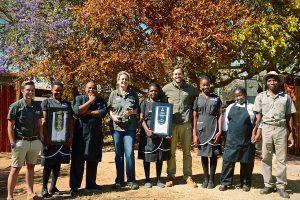 Tomjachu Bush Retreat Award