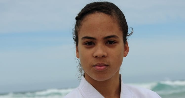 Golden haul by Madibaz karate star