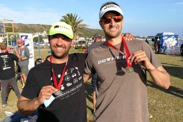 DAY OF SUCCESS AT RIVER PADDLE CHALLENGE