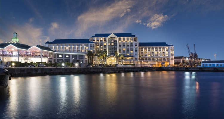 THE TABLE BAY RATED HIGHLY BY DISCERNING GERMAN TRAVELERS