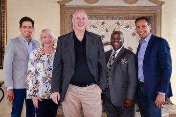 FIVE WORLD-CLASS SPEAKERS SET TO INSPIRE SOUTH AFRICA TO BE THE SOLUTION