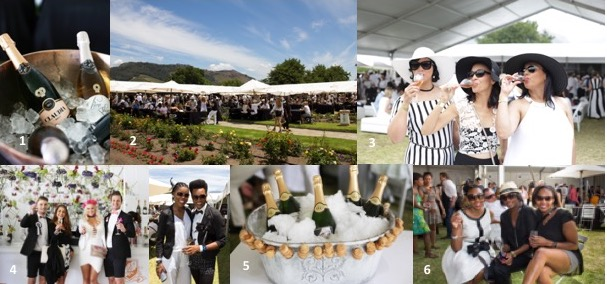 THE FRANSCHHOEK CAP CLASSIQUE & CHAMPAGNE FESTIVAL, 'THE MAGIC OF BUBBLES'
