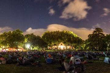 FESTIVE MOVIE SCREENING AT NEDERBURG IN PAARL