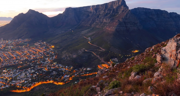 CAPE TOWN IS THE WORLD'S BEST DESTINATION FOR FESTIVALS AND EVENTS