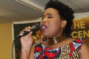 VOCALIST JOSIE MATABOLA BRINGS COMPOSITIONS ABOUT HER LIFE AND THE PEOPLE AROUND HER