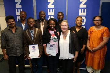 EDUCATION IS THE KEY TO SUCCESS– EC's TOP ENGEN MATHS AND SCIENCE SCHOOL MATRIC