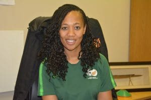 UJ SPORTS SCIENTIST HAS BEST OF BOTH WORLDS