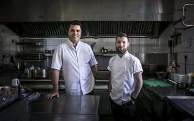 GREENHOUSE RESTAURANT APPOINTS NEW HEAD CHEF