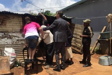 SCHNEIDER ELECTRIC TACKLES ENERGY POVERTY IN LOCAL COMMUNITY