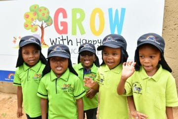 MYSCHOOL MYVILLAGE MYPLANET AND GROW PARTNER FOR QUALITY EARLY CHILDHOOD EDUCATION