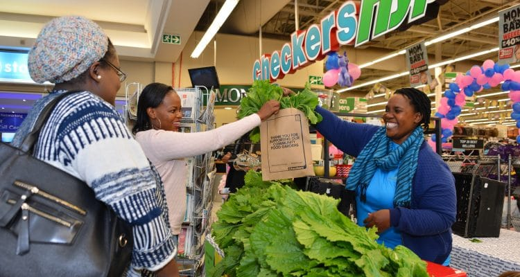 STOCK UP ON FARM-FRESH VEGGIES AT CHECKERS THIS MARKET DAY