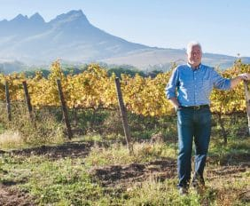 25-YEAR CELEBRATORY TASTING SERIES WITH KEN FORRESTER WINES