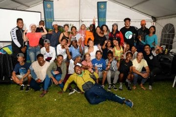 CITY'S YOUTH TAKING THE LEAD AT CAMP CAPE TOWN