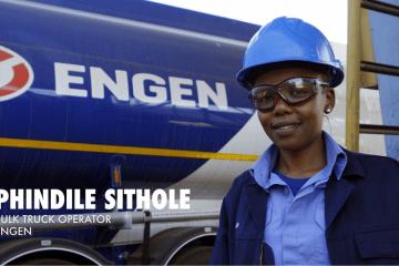 ENGEN CELEBRATES WOMEN TRUCK DRIVERS THIS INTERNATIONAL WOMEN DAY