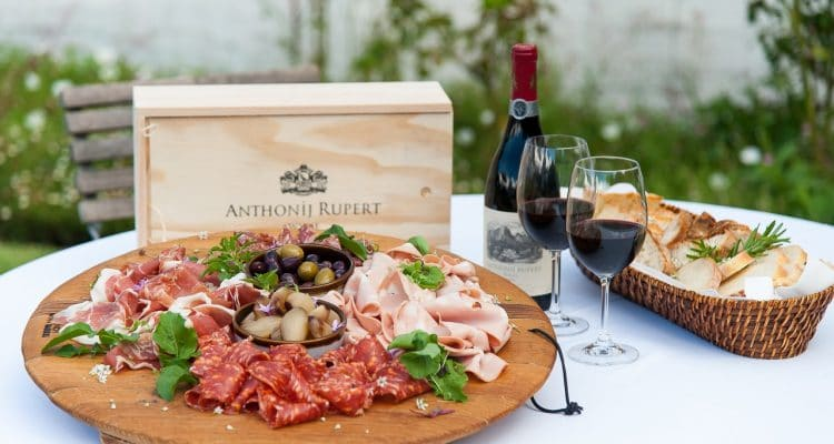 SHIRAZ & CHARCUTERIE FESTIVAL 2019 AT ANTHONIJ RUPERT WYNE
