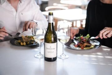 STEENBERG RATTLESNAKE IS A DECADENT SAUVIGNON BLANC FOR COOLER DAYS