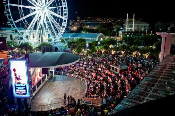 SATURDAY NIGHTS AT THE V&A WATERFRONT