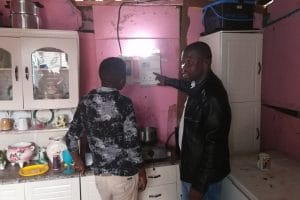 R16 MILLION ELECTRIFICATION PROJECT LIGHTS UP PR SECTION IN KHAYELITSHA Section in Khayelitsha