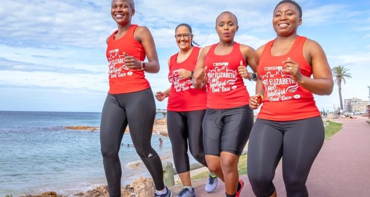 Running for the community in Women's Challenge