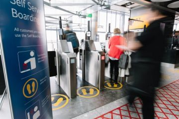 TRAVEL OF THE FUTURE? IT'S HAPPENING NOW, WITH 250,000 BRITISH AIRWAYS CUSTOMERS USING BIOMETRIC TECHNOLOGY ON INTERNATIONAL FLIGHTS