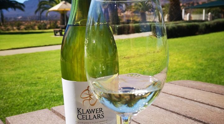 KLAWER WINES 2019 HARVEST DONE AND DUSTED
