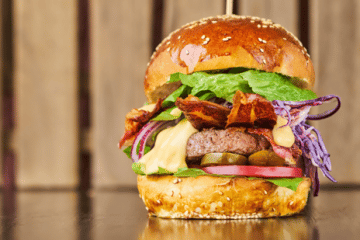 BURGERS THAT ARE PERFECT FOR DATE NIGHT Hellmanns