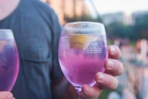 KING OF MANY BELOVED COCKTAILS AND ONE OF THE MOST POPULAR DRINKS OF THE DAY, GIN IS ON TREND!