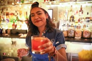 MAKING MOOTEE MAGIC ON WORLD TOUR - WOMEN IN MIXOLOGY