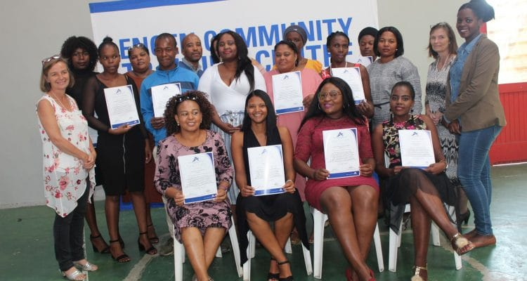 SOUTH DURBANITES GRADUATE FROM ENGEN'S COMPUTER SCHOOL