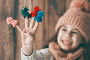 "WINTER AND YOUR CHILD'S IMMUNITY: HOW TO ""GUARD"" AGAINST THOSE PESKY WINTER GERMS"