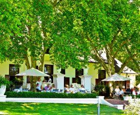 Nederburg Shiraz SA's Seven Days of Shiraz & Venison