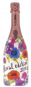 VALDO ROSÉ BRUT FLORAL EDITION - PERFECT FOR MOTHER'S'S DAY