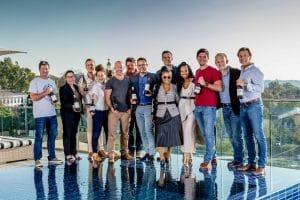 Luce launches unique Wade Bales Constantia White as exclusive wine