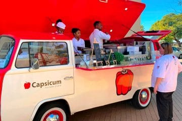The Capsicum Combi - The Perfect Teaching Vehicle